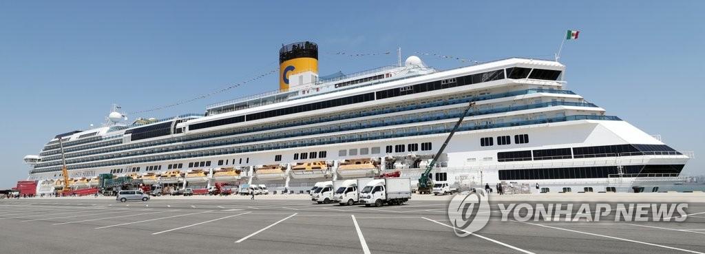 韩国最大邮轮港明年4月启用