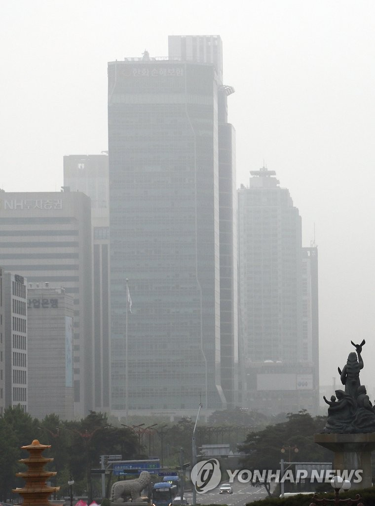 PM2.5污染严重