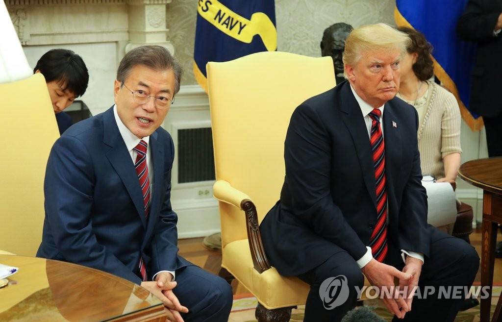 简讯:文在寅称韩朝就无核化达成有进展的协议