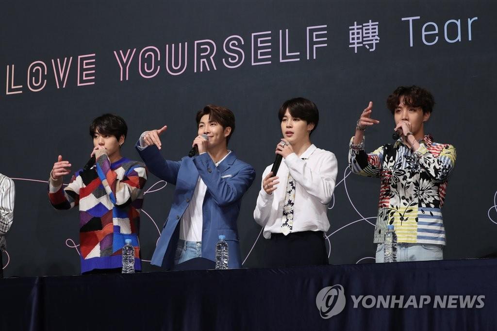 BTS携正规三辑回归
