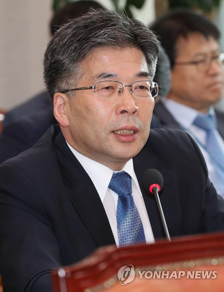 闵钾龙获韩国警察厅长提名