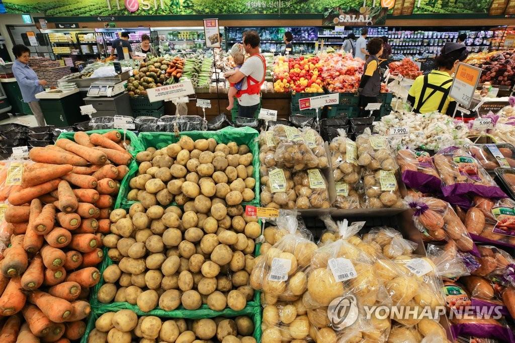 韩上半年农副产品出口增幅创历年新高