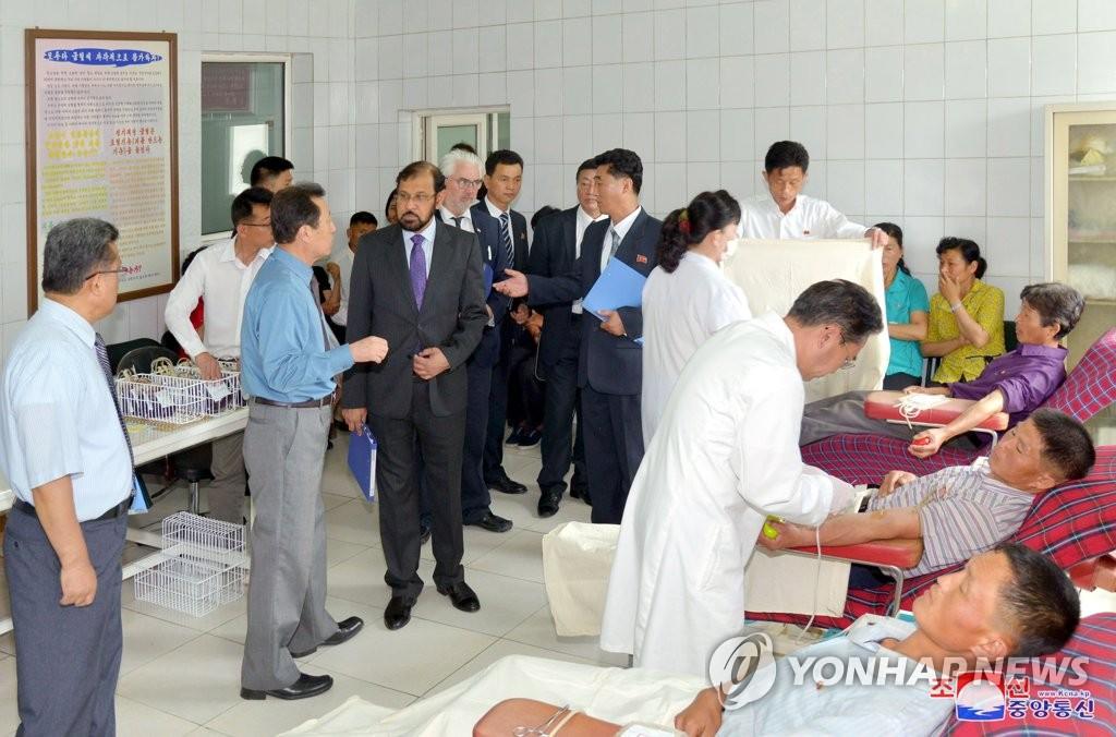 调查:国际组织或高估朝鲜居民健康水平
