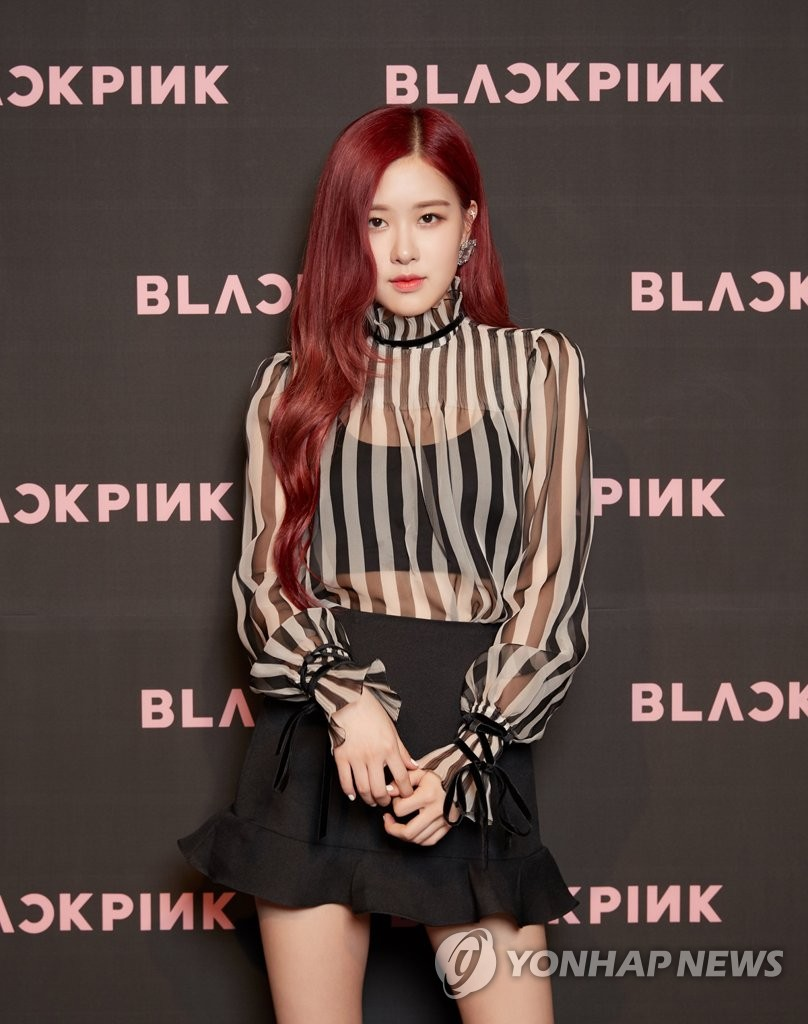 BLACKPINK成员ROSE