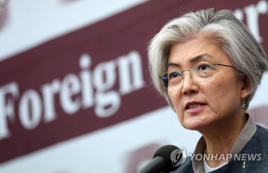 韩外交部:要以长远目光对待朝核问题