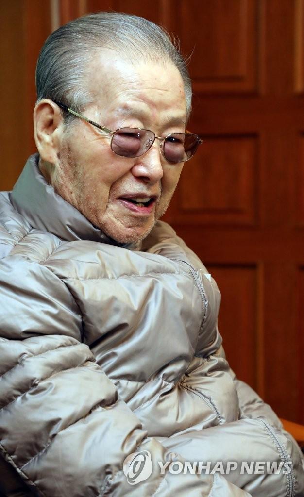 韩前总理金钟泌逝世