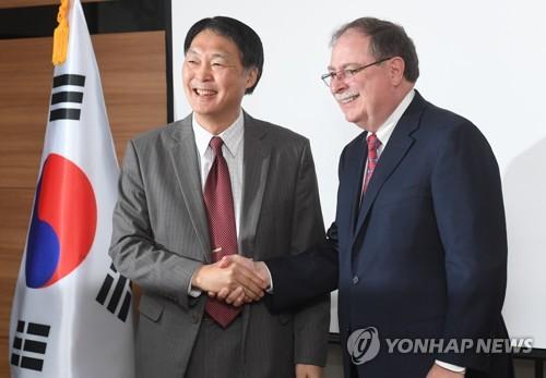 韩美第10份防卫费协定第十轮谈判启动
