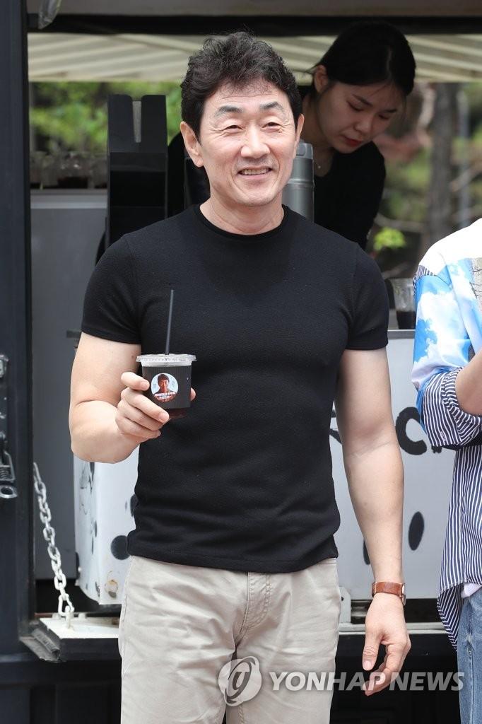 演员许俊豪