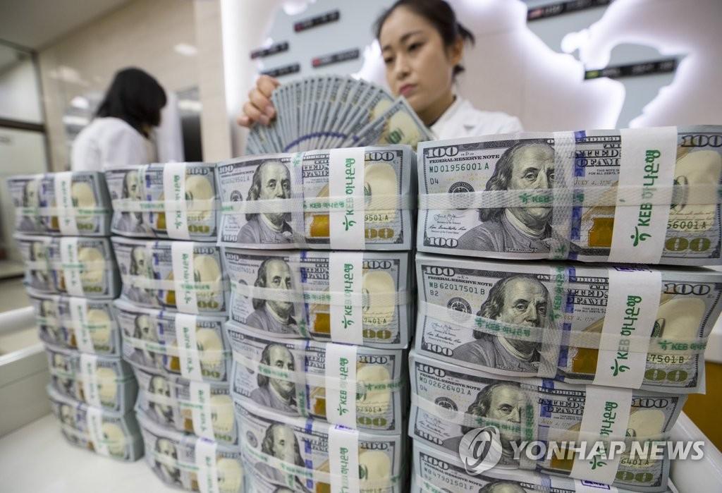 韩9月外储4030亿美元创历史新高
