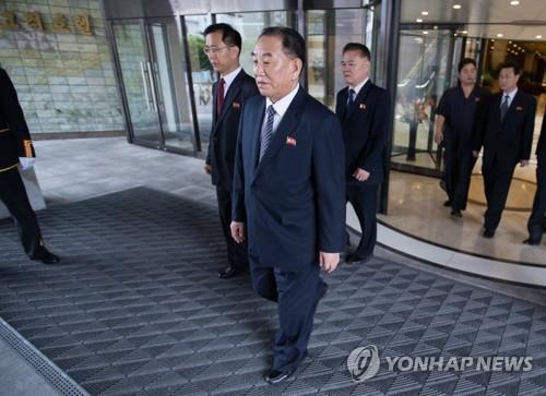 韩统一部对朝鲜撤换统战部长消息持观望态度