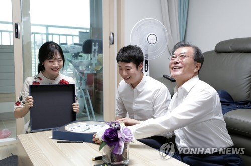 调查:韩国人对环境收入不满 对家庭健康满意
