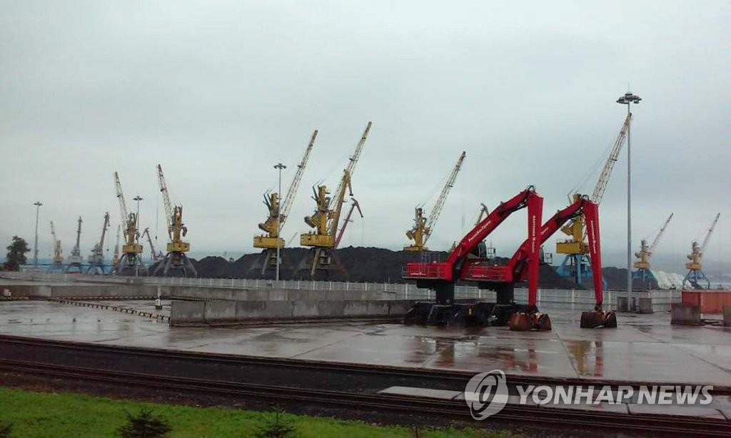 消息:韩一公企欲携手中企推进朝鲜港湾开发