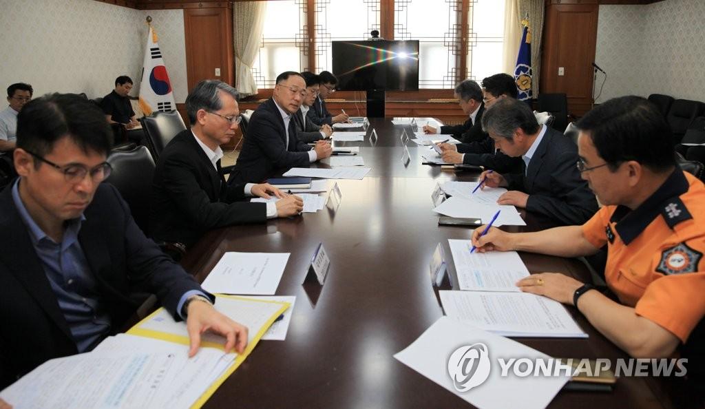 韩决定向老挝派遣救援队 先遣队明日出发