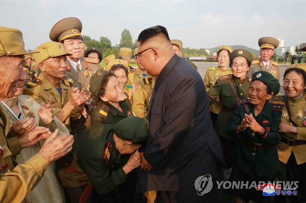 朝鲜将时隔两年举行全国老兵大会