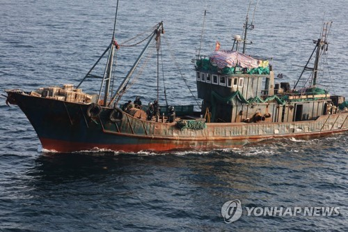 韩国将开展专项整治打击中国渔船非法捕捞