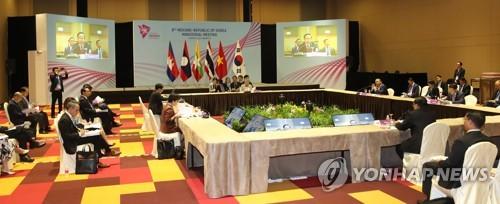第十届韩国与湄公外长会将于月底举行