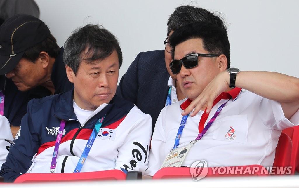 韩文体部长官将访朝讨论合编辞典申奥事宜