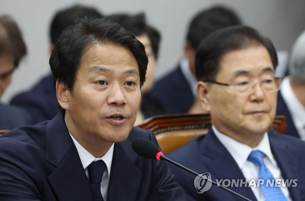 韩幕僚长发帖预祝特使团访朝成功
