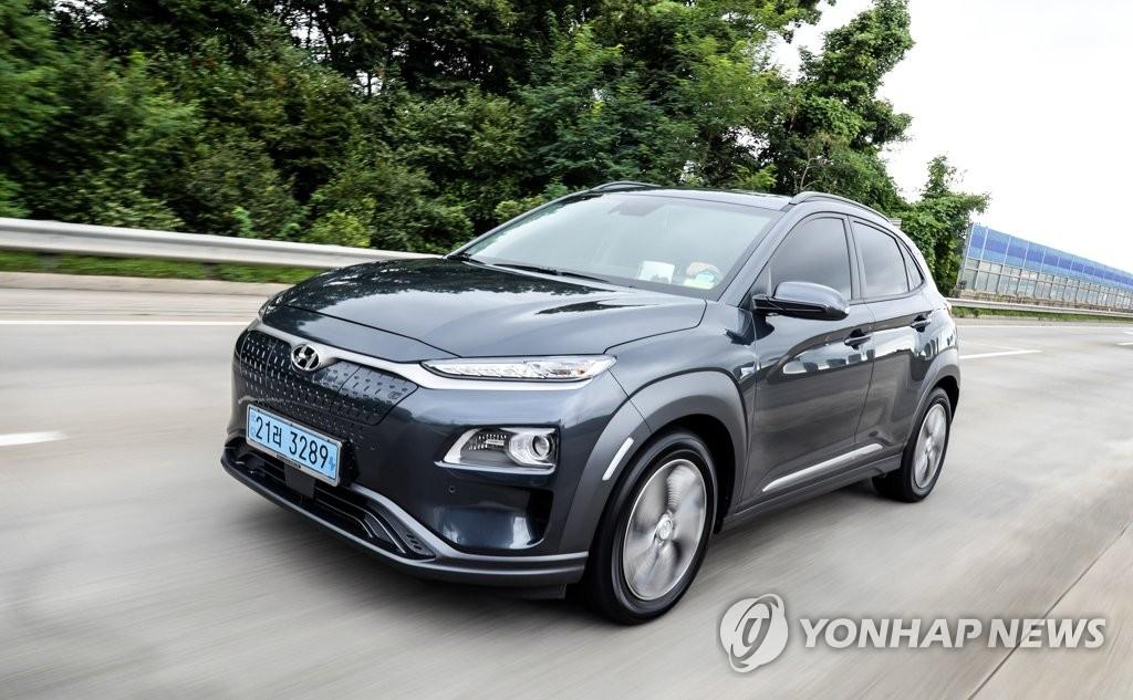 现代起亚电动汽车上半年销量跻身全球第五