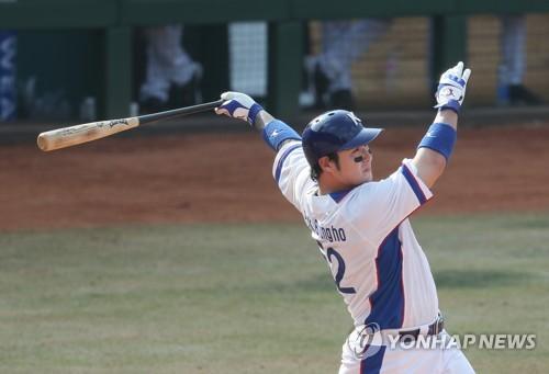亚运棒球韩国战胜中国进入决赛