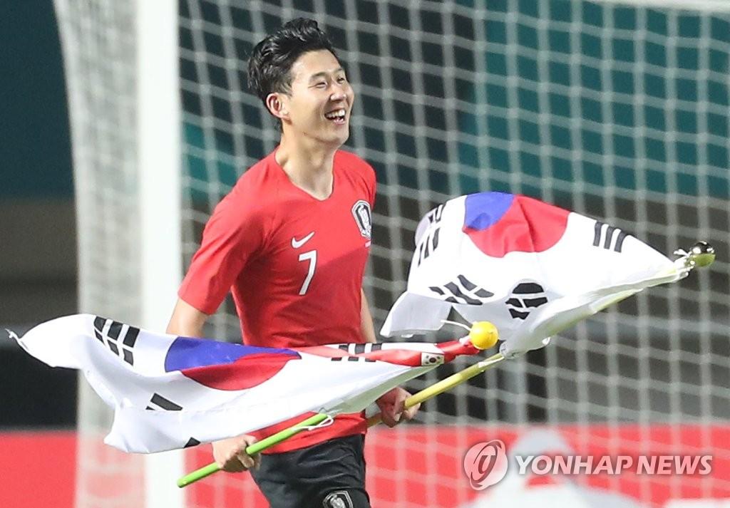 亚运韩国男足人均可获9万奖金
