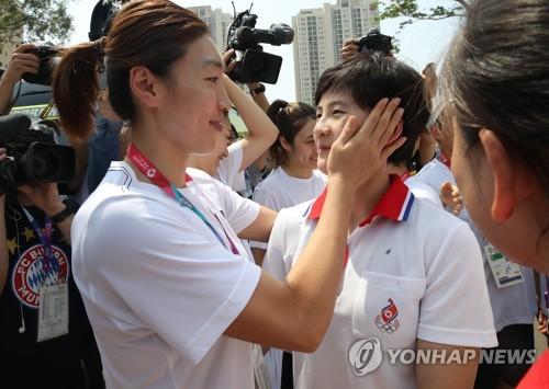 详讯:韩朝将组4个项目联队参加东京奥运会