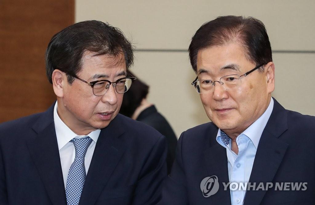 详讯:韩将向中日派遣特使介绍特使团访朝结果