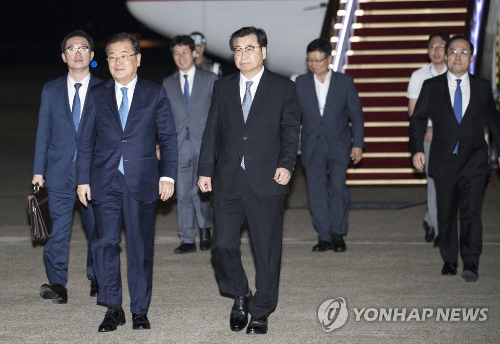 简讯:韩将向中日派遣特使介绍特使团访朝结果