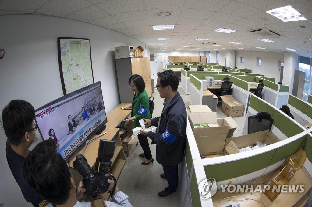 韩朝联办有望实现智能化