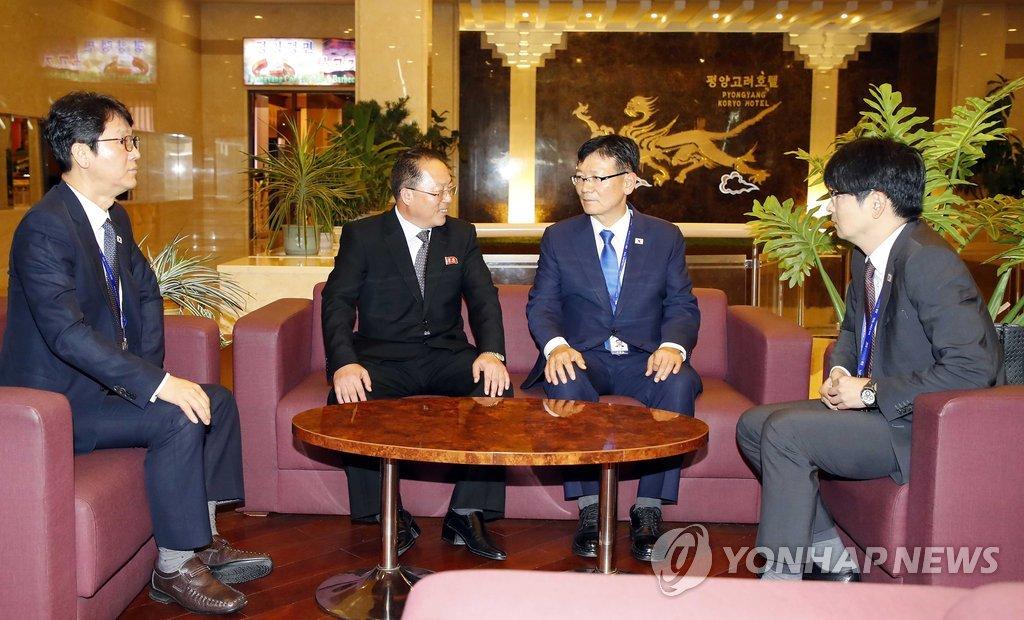韩朝联办韩方主任向朝方提议常见面