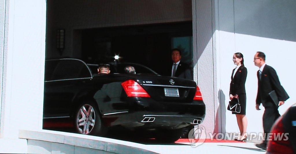 详讯:韩朝领导人今下午3时30分起举行会谈