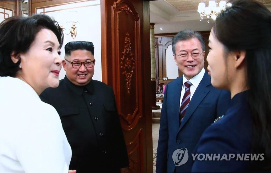 详讯:文在寅称现在是韩朝关系收获果实的时候