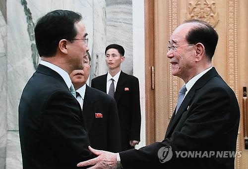 朝高官:期待文金会促半岛和平繁荣与统一