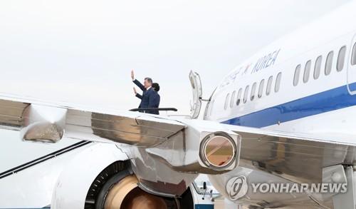 韩外交部:未请求美国豁免制裁总统专机
