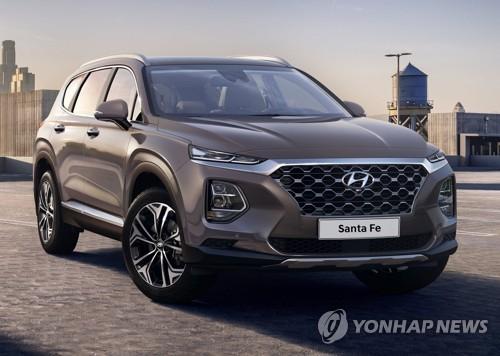 韩国去年SUV仍畅销 大车型亮眼