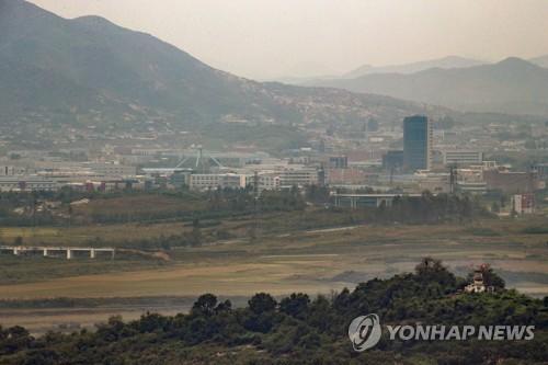 韩政府:韩朝经合有望通过国际合作推进