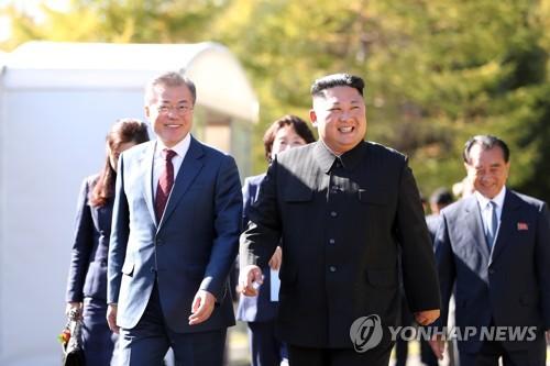 韩青瓦台:朝鲜尚未通知金正恩回访相关消息