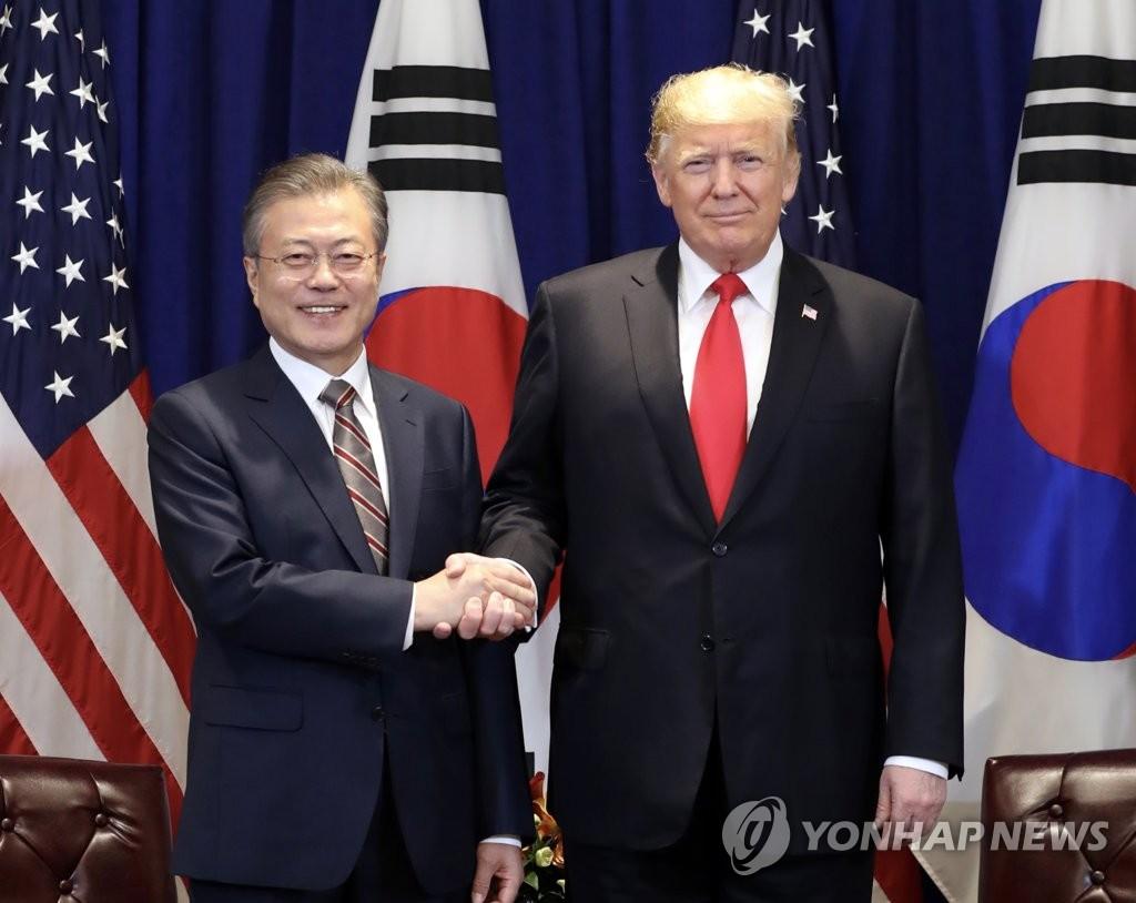 详讯:韩青瓦台称韩美领导人就金特会日程深入磋商