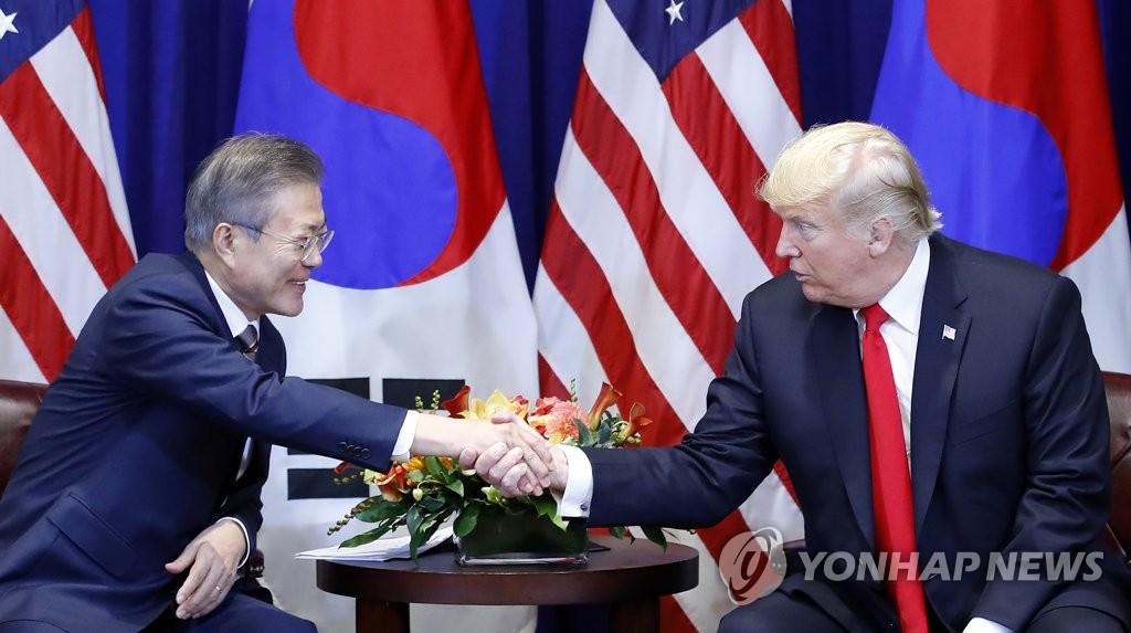 韩青瓦台评文特会:朝美对话重回正轨