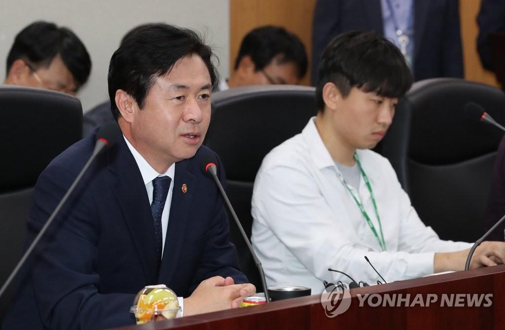 韩海水部长官:韩朝水产合作最易入手
