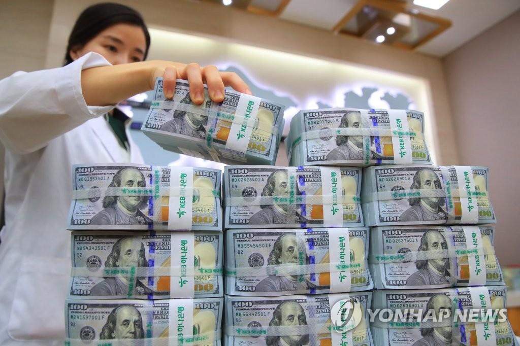韩10月外储4028亿美元环比小幅下滑