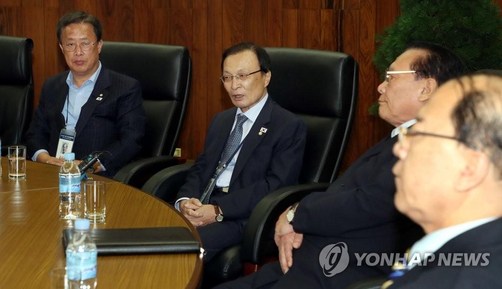 韩方向朝提议11月举行韩朝国会会谈