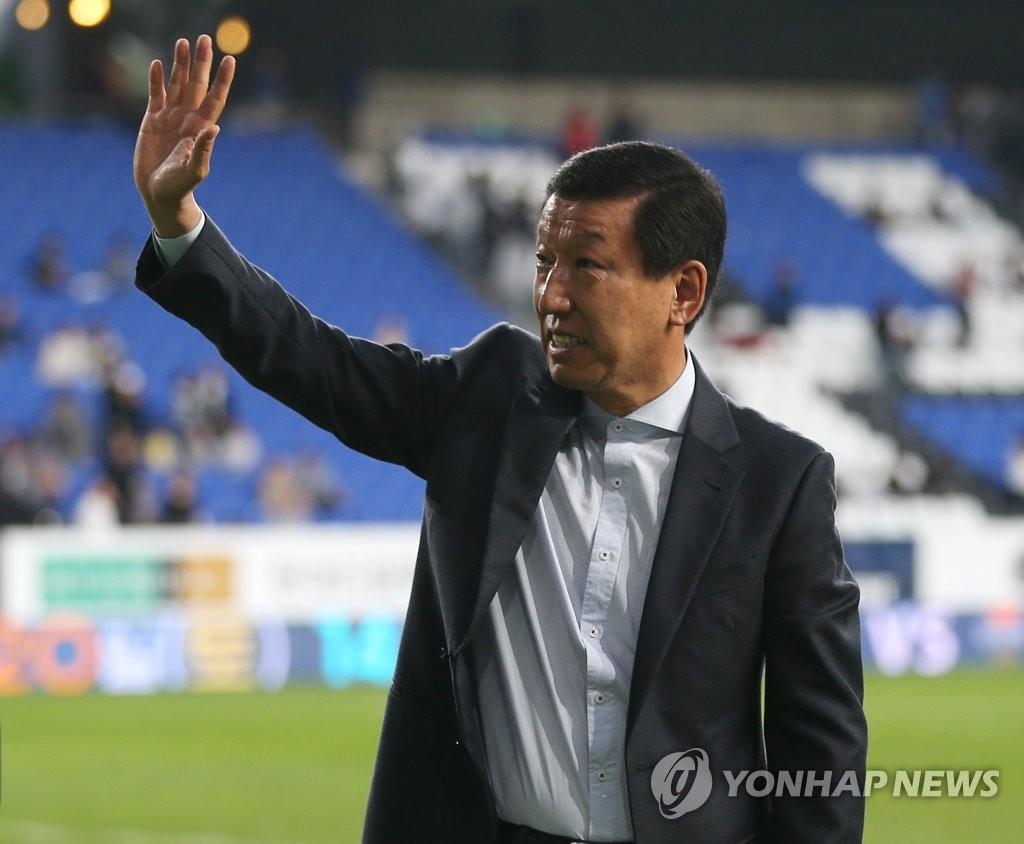 韩国足球教练崔康熙将执教天津权健