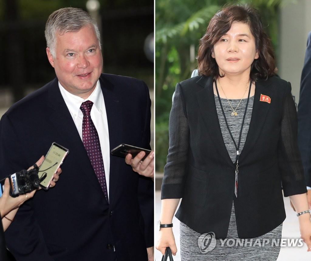 美对朝政策代表下周访韩讨论无核化问题