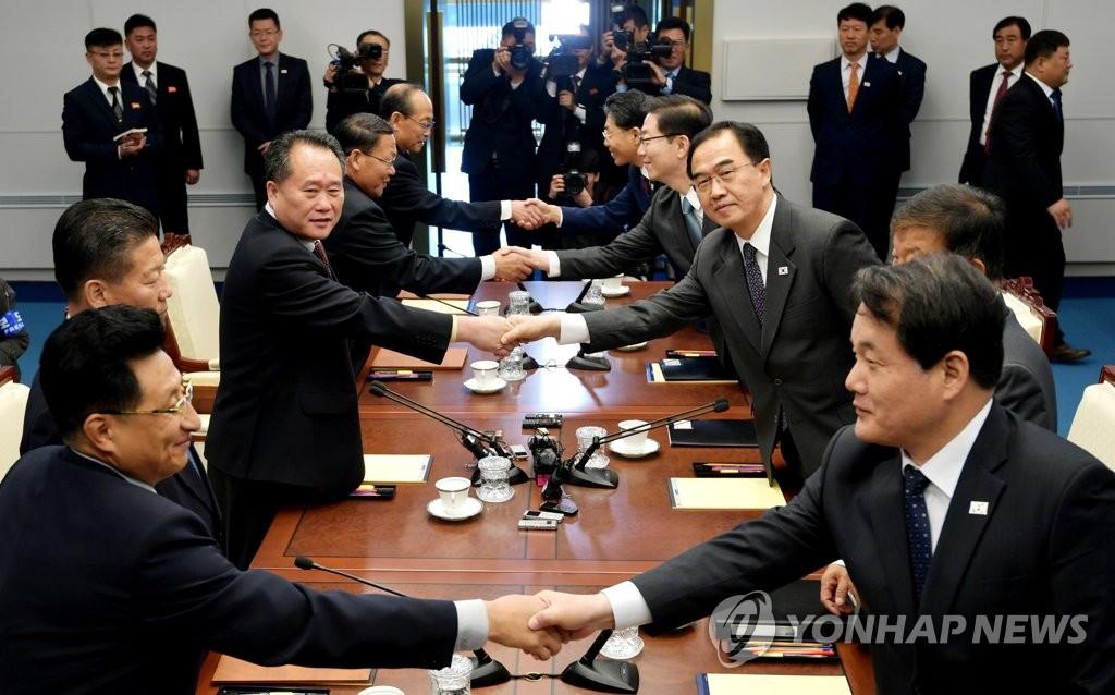 详讯:韩朝基本敲定铁路公路对接项目开工时间
