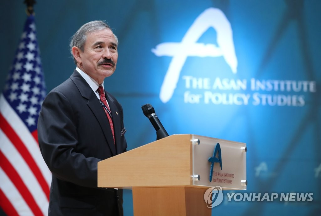 美驻韩大使:韩美在朝鲜问题上应一致发声