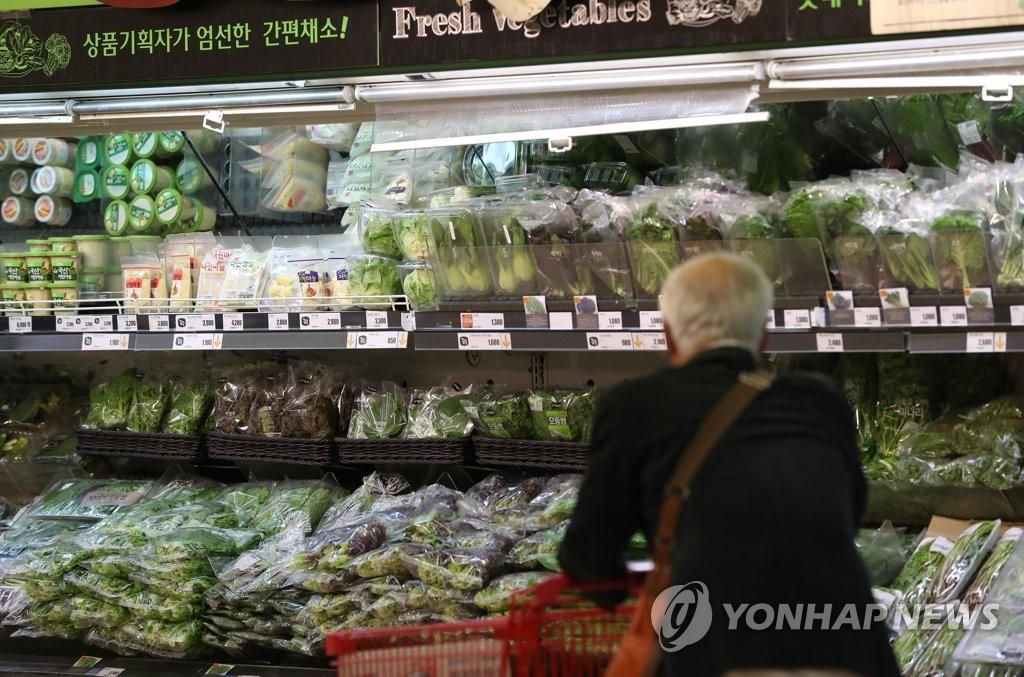 详讯:韩10月CPI同比上涨2.0%