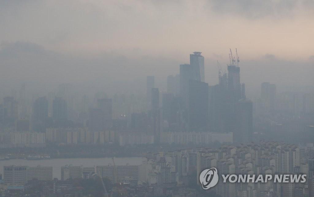 韩中日俄蒙将建立东北亚治霾合作机制