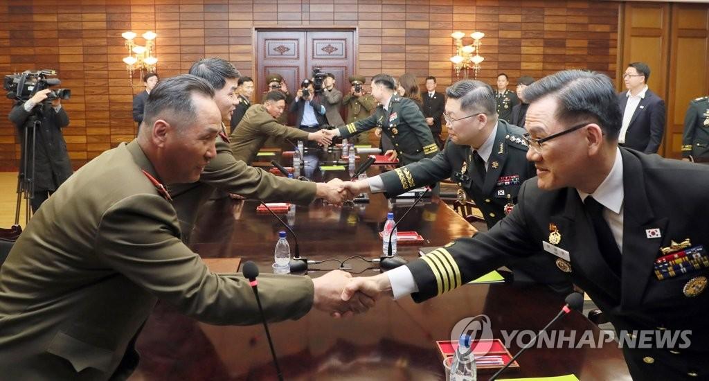 详讯:韩朝敲定年内各撤除11个哨所具体日程