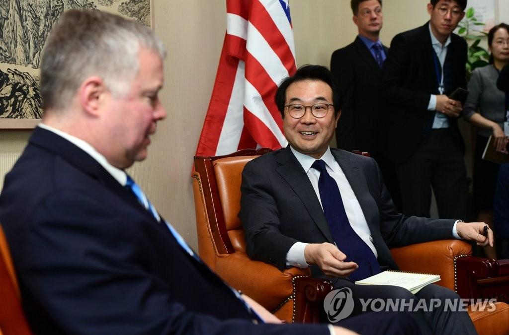 韩美涉朝工作组正式启动